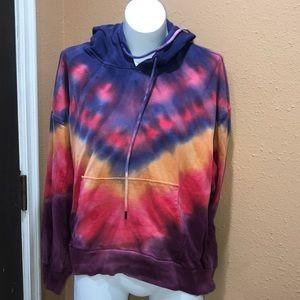 Wild Fable tye dye hoodie